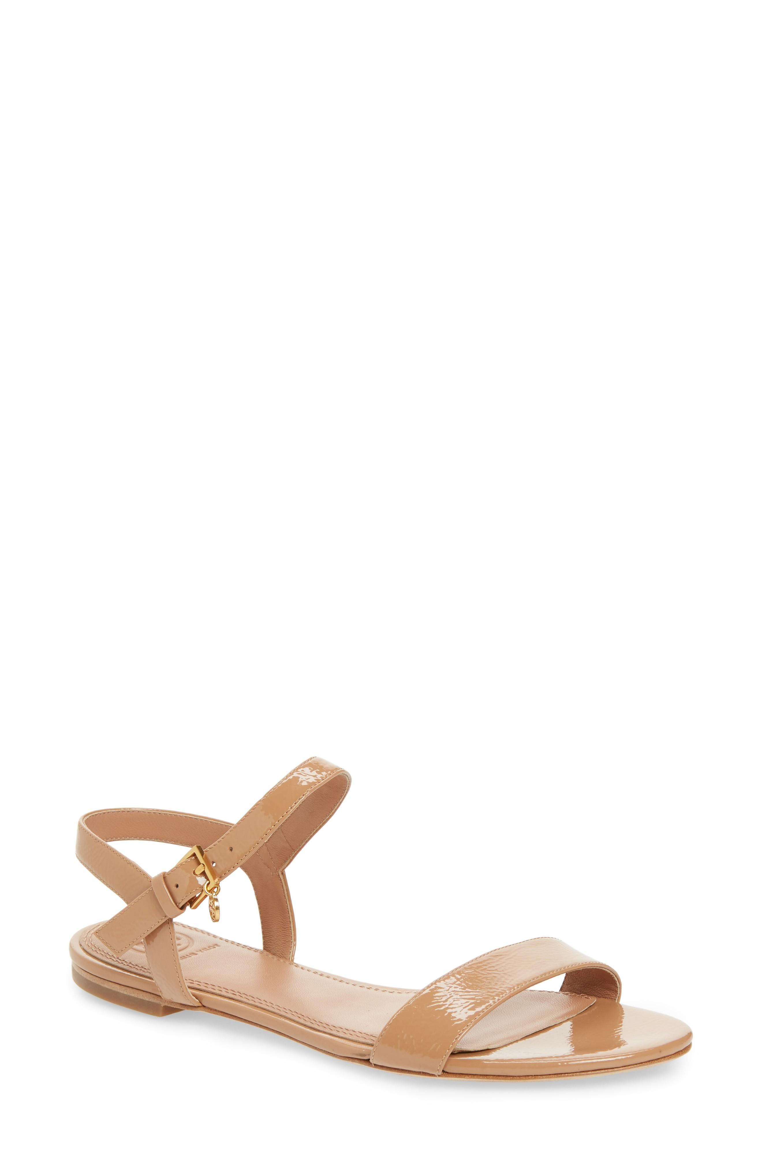 a7129f6f3eec Tory Burch Laurel Strappy Sandal In Makeup