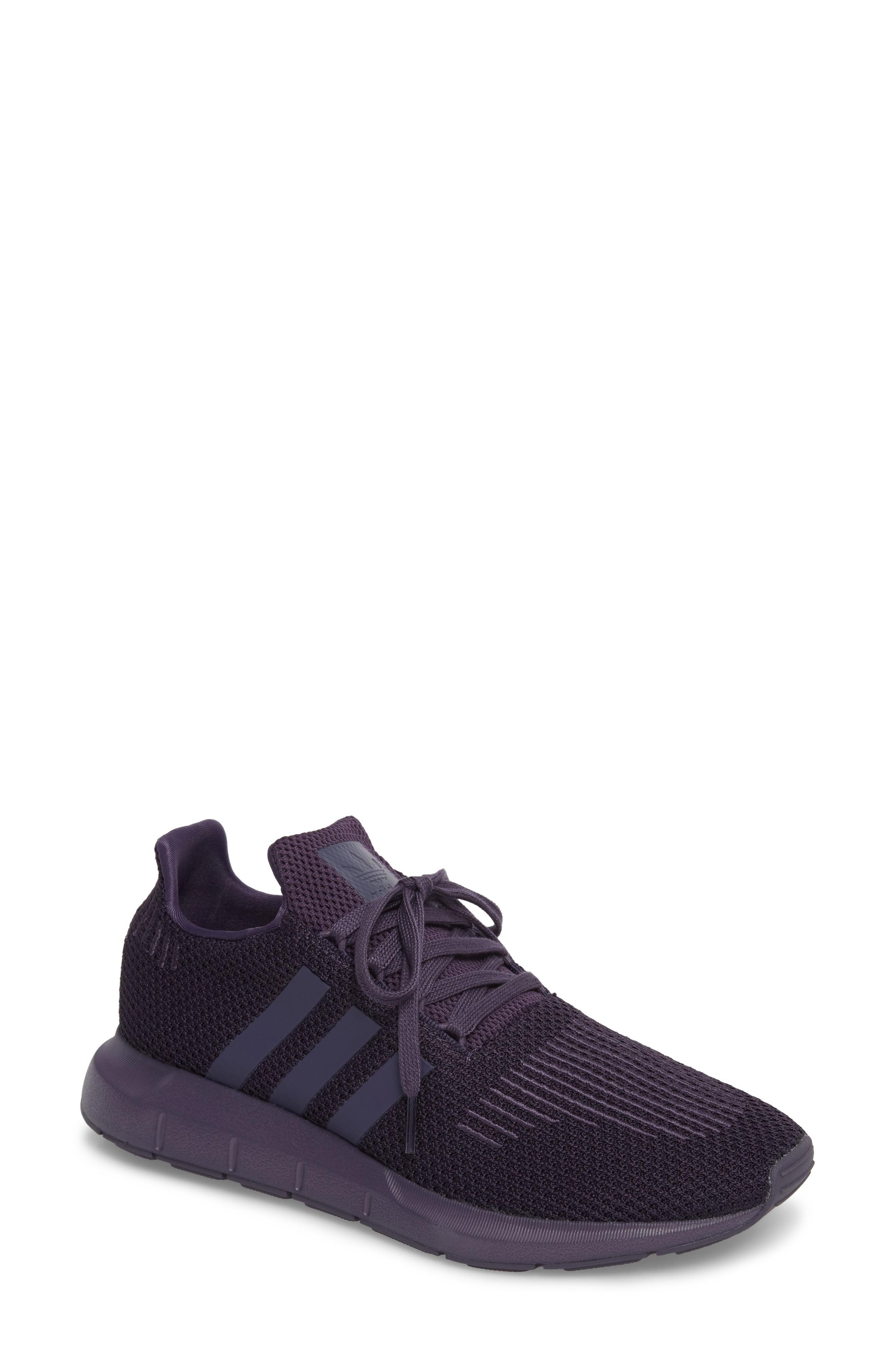08257bd198d9a2 Adidas Originals Women s Swift Run Lace Up Athletic Sneakers In ...