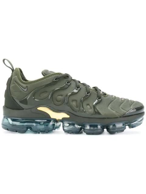 Nike Air Vapormax Plus Tn Sneakers In Green   ModeSens