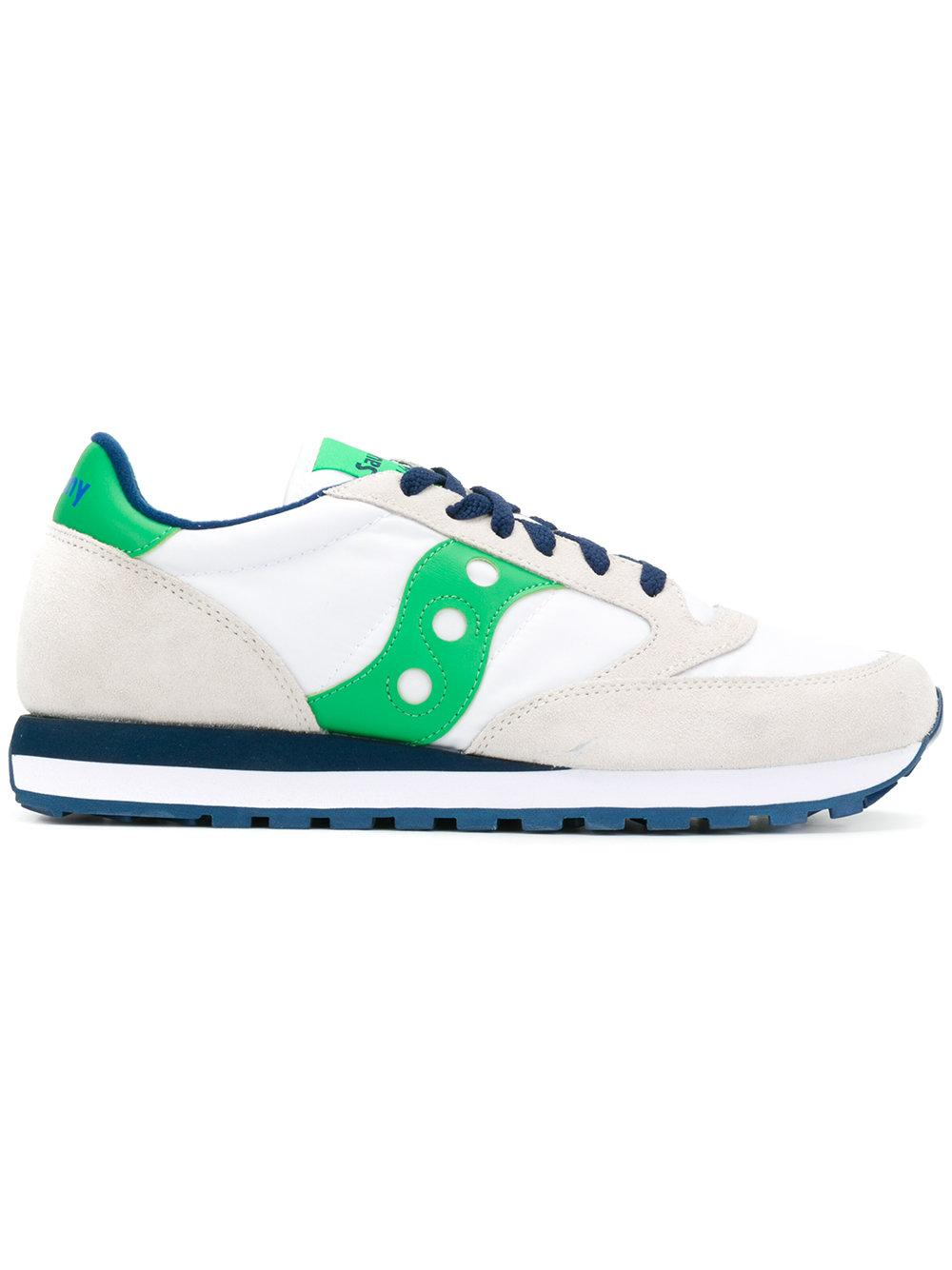 4ee30f02fb4f Saucony Lace-Up Sneakers - White