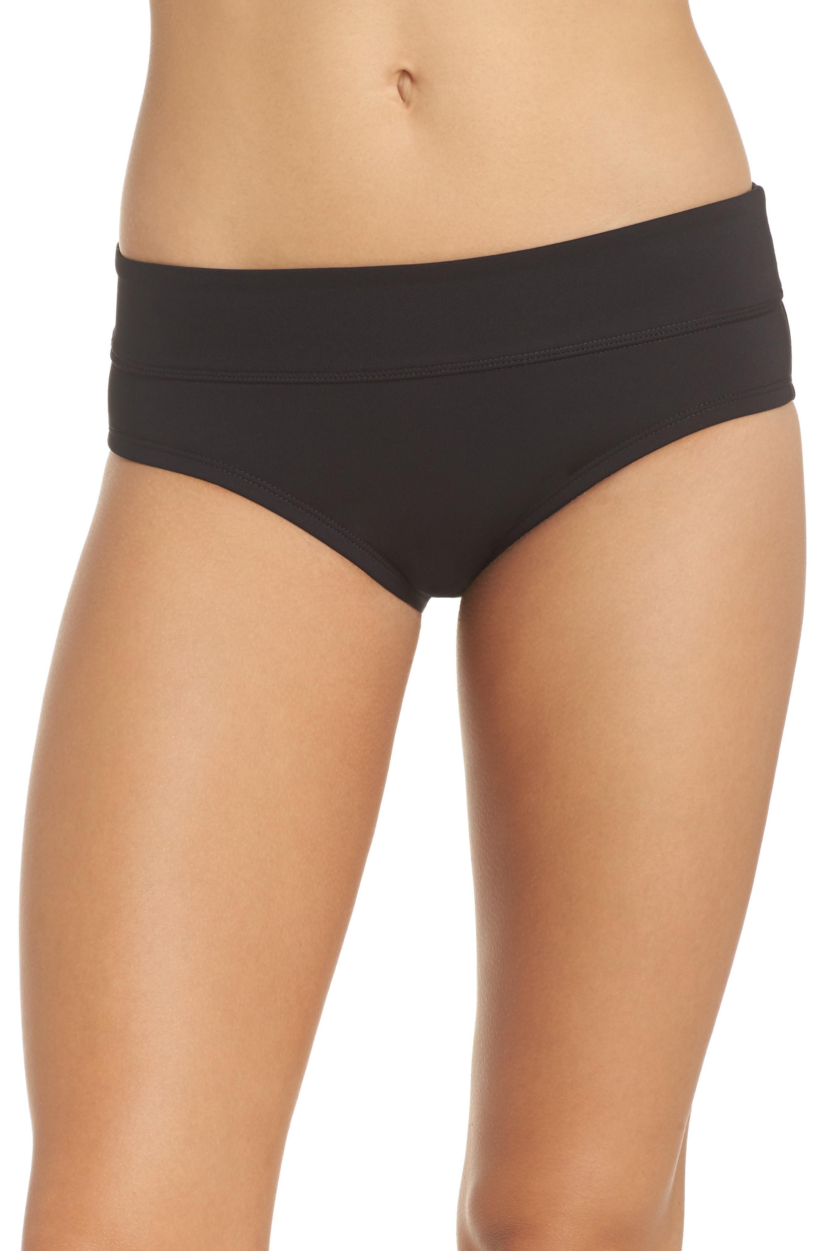 029872a9a Nike Full Bikini Bottoms In Black | ModeSens