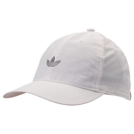 timeless design 07278 a2492 Flash the iconic Trefoil logo in a modern, comfortable silhouette when you  top your look off with the Men s adidas Originals Modern II Relaxed Hat Six  panel ...