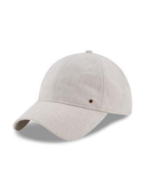 New Era Cotton Baseball Cap In Brown