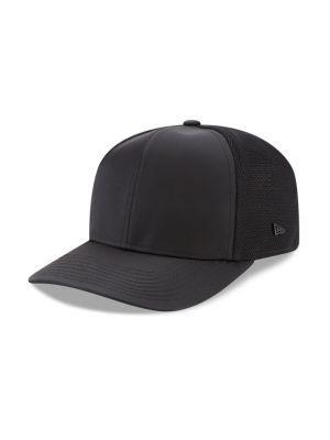 New Era Classic Trucker Cap In Black