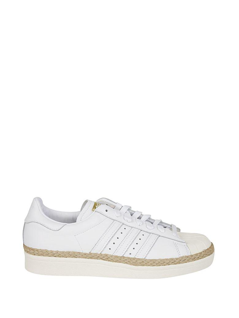 buy online 6b778 3f3b9 Adidas Superstar 80S New Bold Sneakers in Bianca