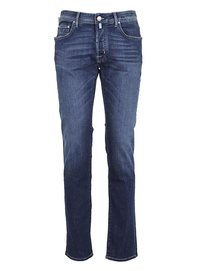 Jacob Cohen Classic Jeans In Medio