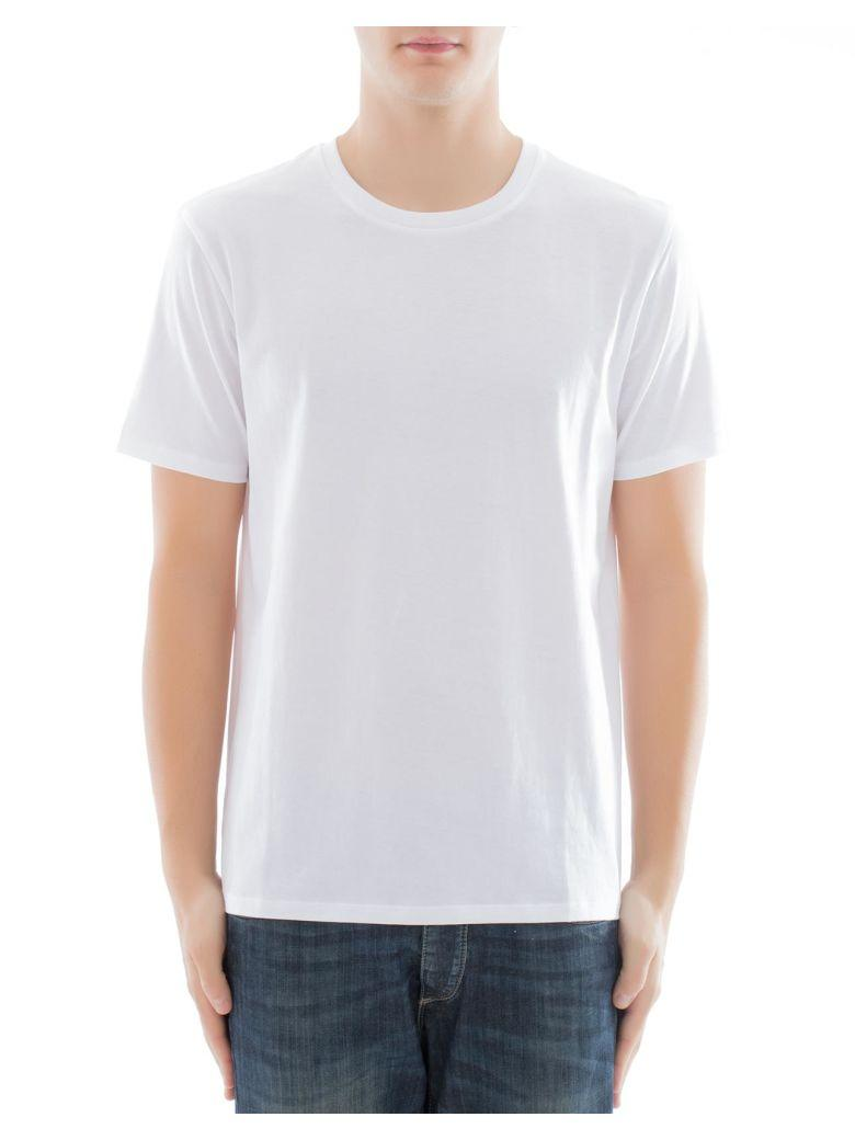 Acne Studios White Cotton T-Shirt