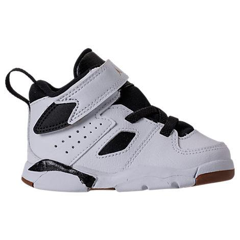 37bd2a0b75b Nike Girls  Toddler Air Jordan Flight Club  91 Basketball Shoes ...