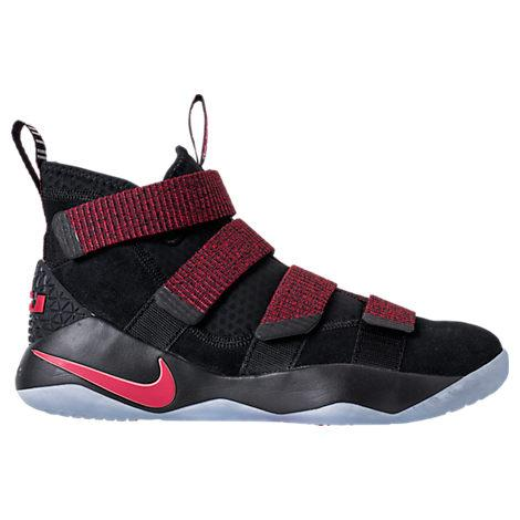 ca2f99a375a32 Nike Men s Lebron Soldier 11 Basketball Shoes