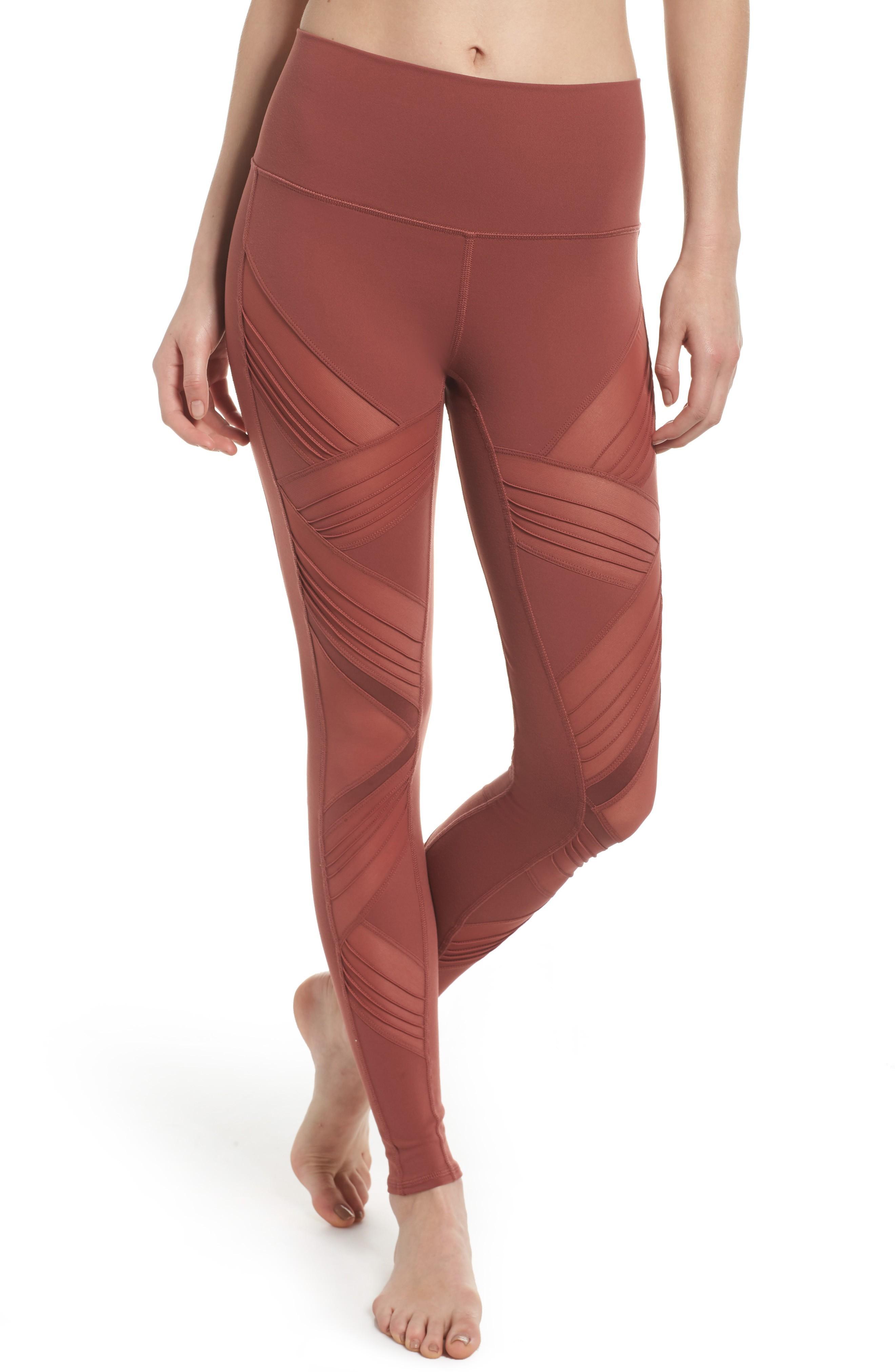 ff04160fea Alo Yoga Ultimate High Waist Leggings In Earth | ModeSens