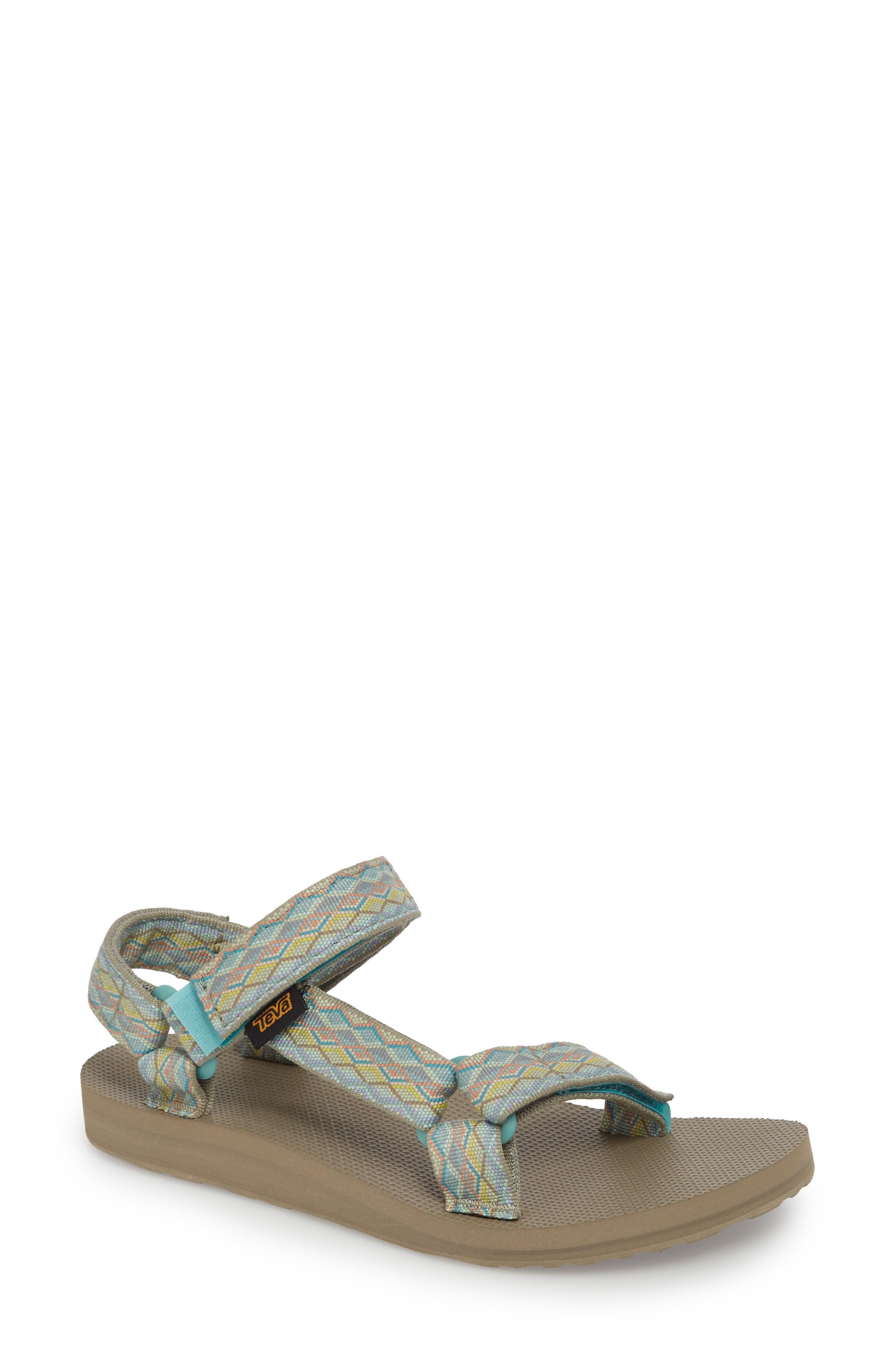 3e3e8d57e686 Teva  Original Universal  Sandal In Mirimar Fade Sage Multi