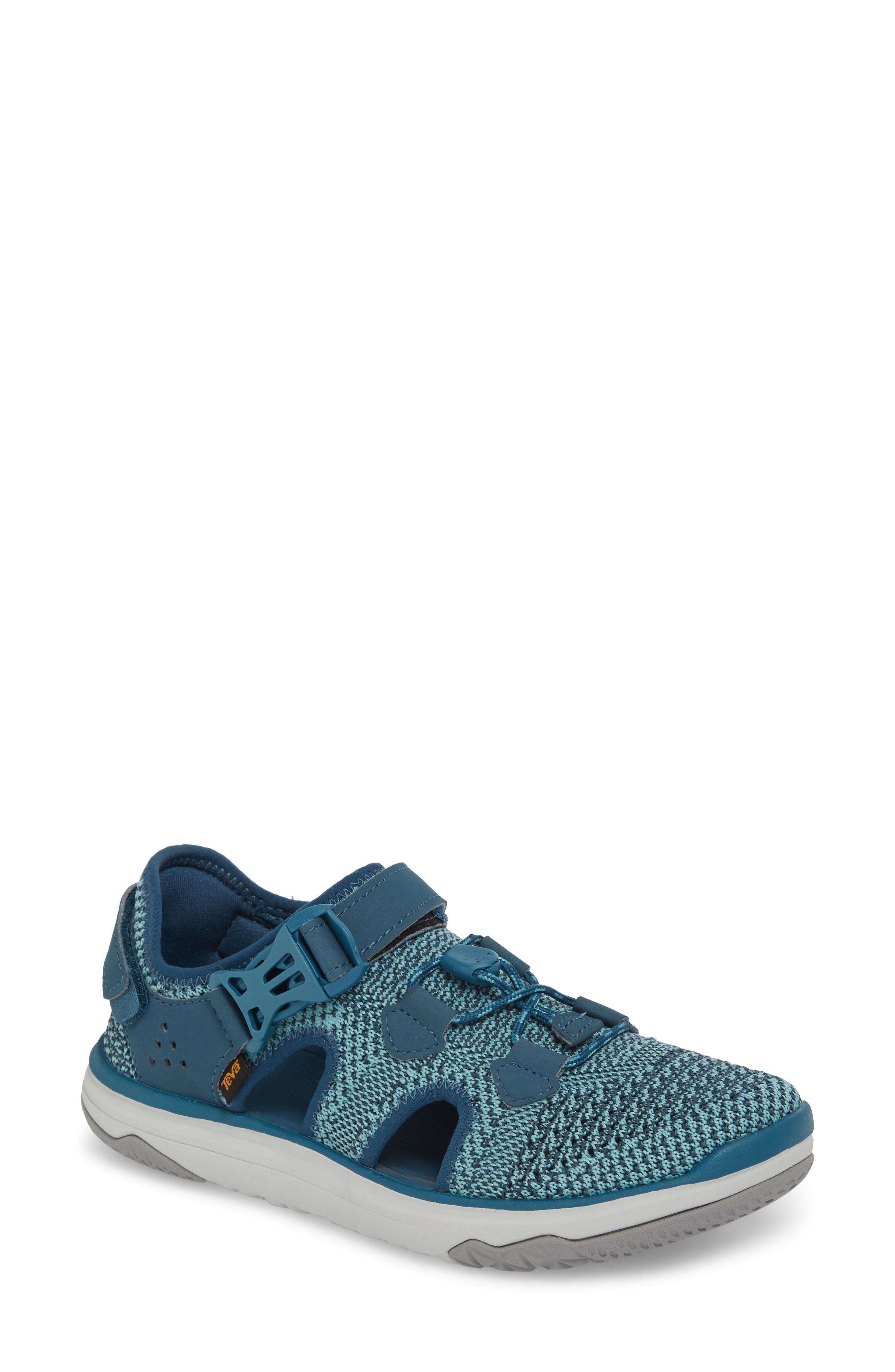 8e024442b Teva Terra Float Travel Knit Active Sandal In Legion Blue