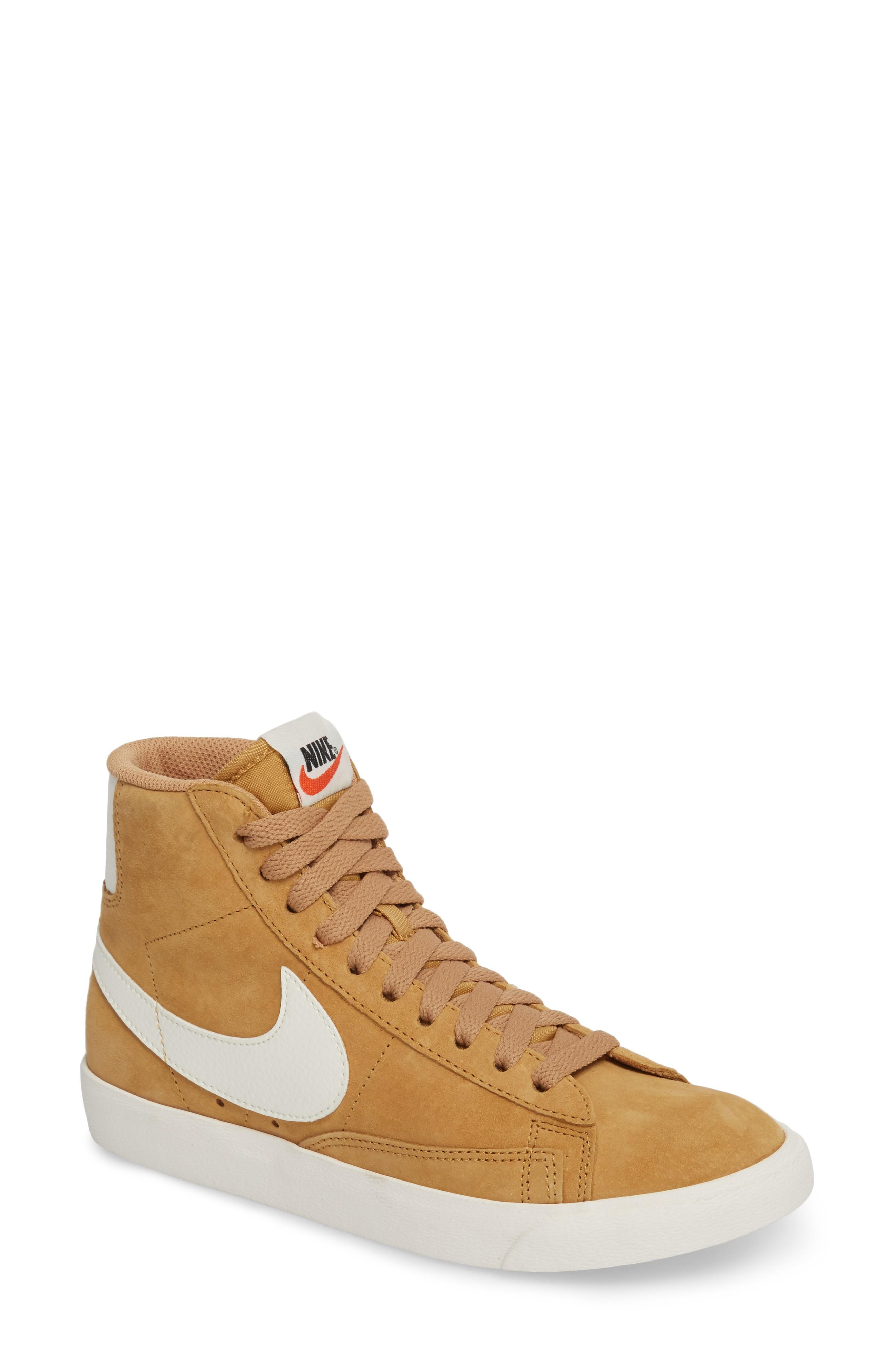 huge selection of 21cde 45416 Nike Blazer Mid Vintage Sneaker In Elemental Gold  Sail