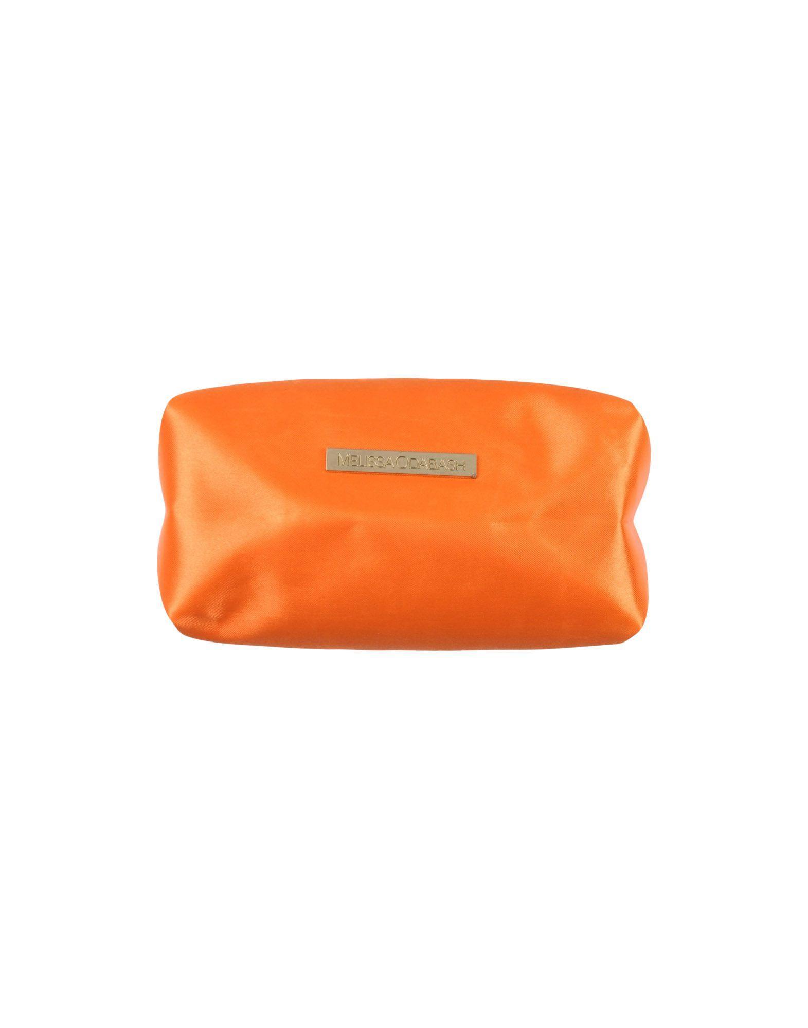 Melissa Odabash Beauty Case In Orange