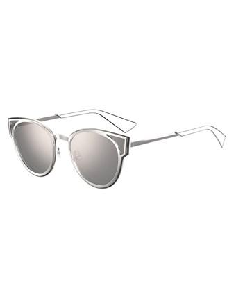 76957ce8f37 Dior Sculpt Cat Eye Mirrored Sunglasses