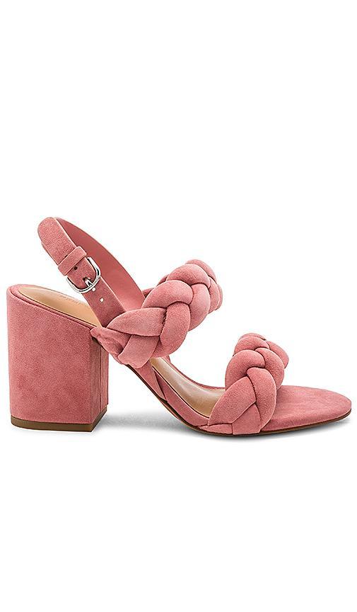 224a39426 Rebecca Minkoff Candance Block Heel Sandal In Pink | ModeSens