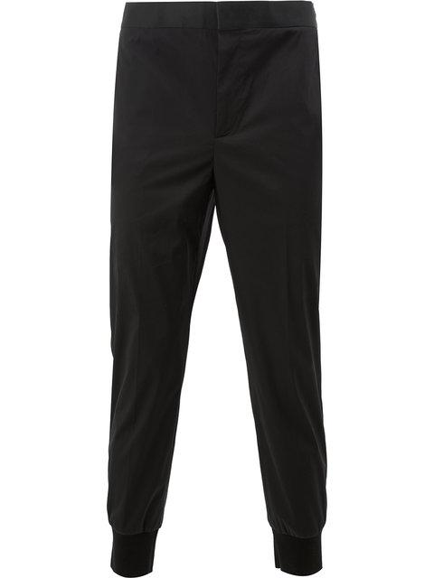 Neil Barrett Tapered Trousers