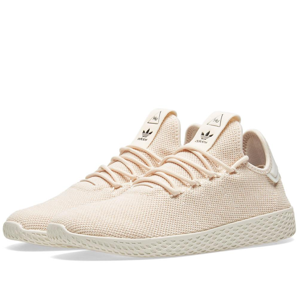 77d11b7f8 Adidas Originals Adidas X Pharrell Williams Tennis Hu W In Neutrals ...