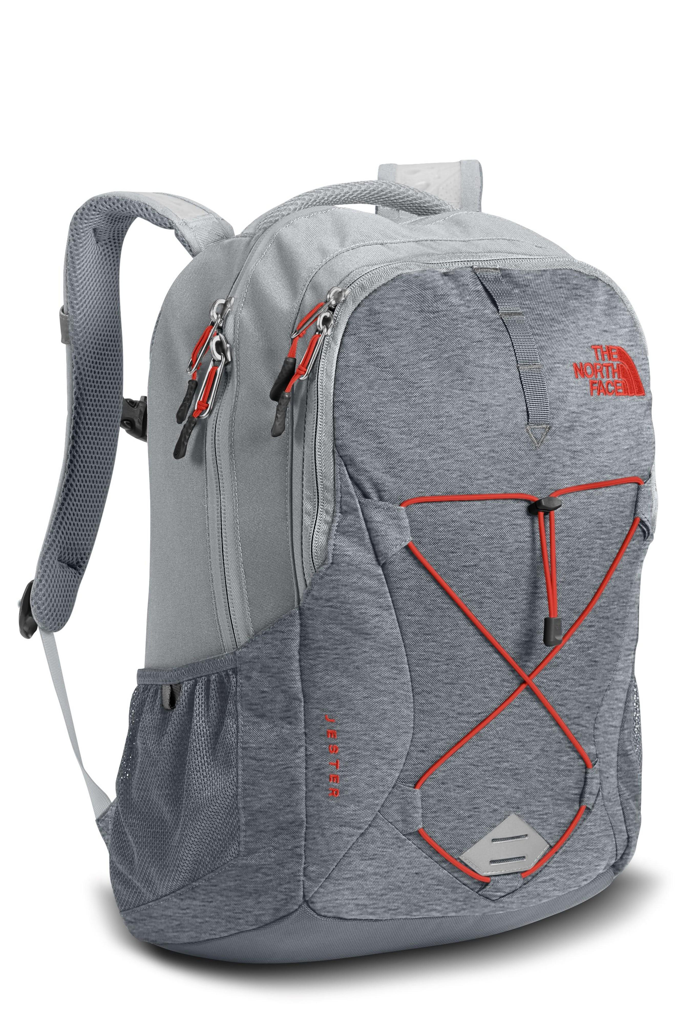 42d1845b8 Jester Backpack - Grey in Grey Dark Hther/High Rise Grey