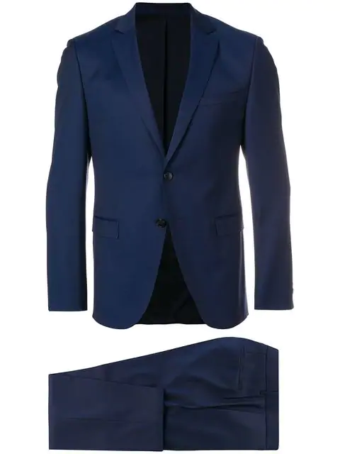 Boss Hugo Boss Tailored Two Piece Suit