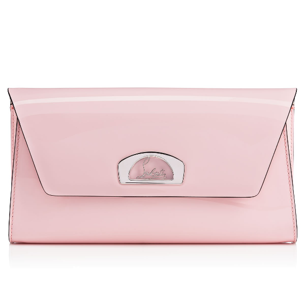 aee712a60102 Christian Louboutin Vero Dodat Clutch In Pompadour