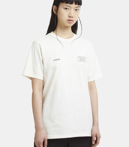 Yang Li Discography T-Shirt In White