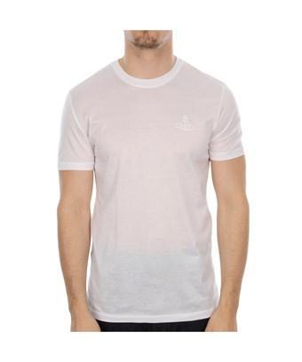 Vivienne Westwood Men's  White Cotton T-Shirt