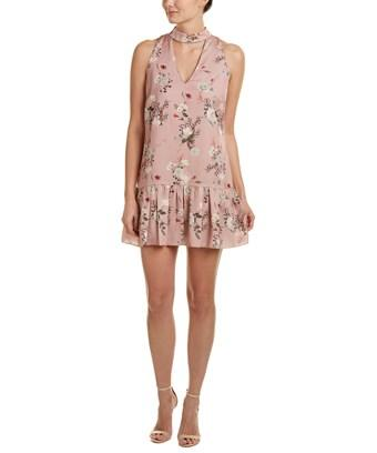 Amanda Uprichard Shift Dress In Pink