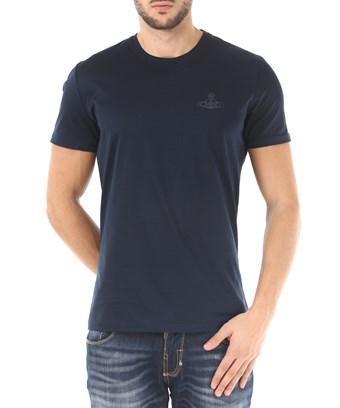Vivienne Westwood Men's  Blue Cotton T-Shirt