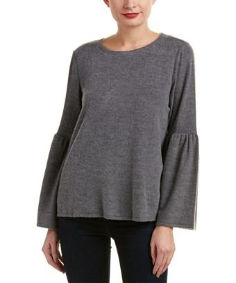 Vince Camuto Two By  Sweater In Grey