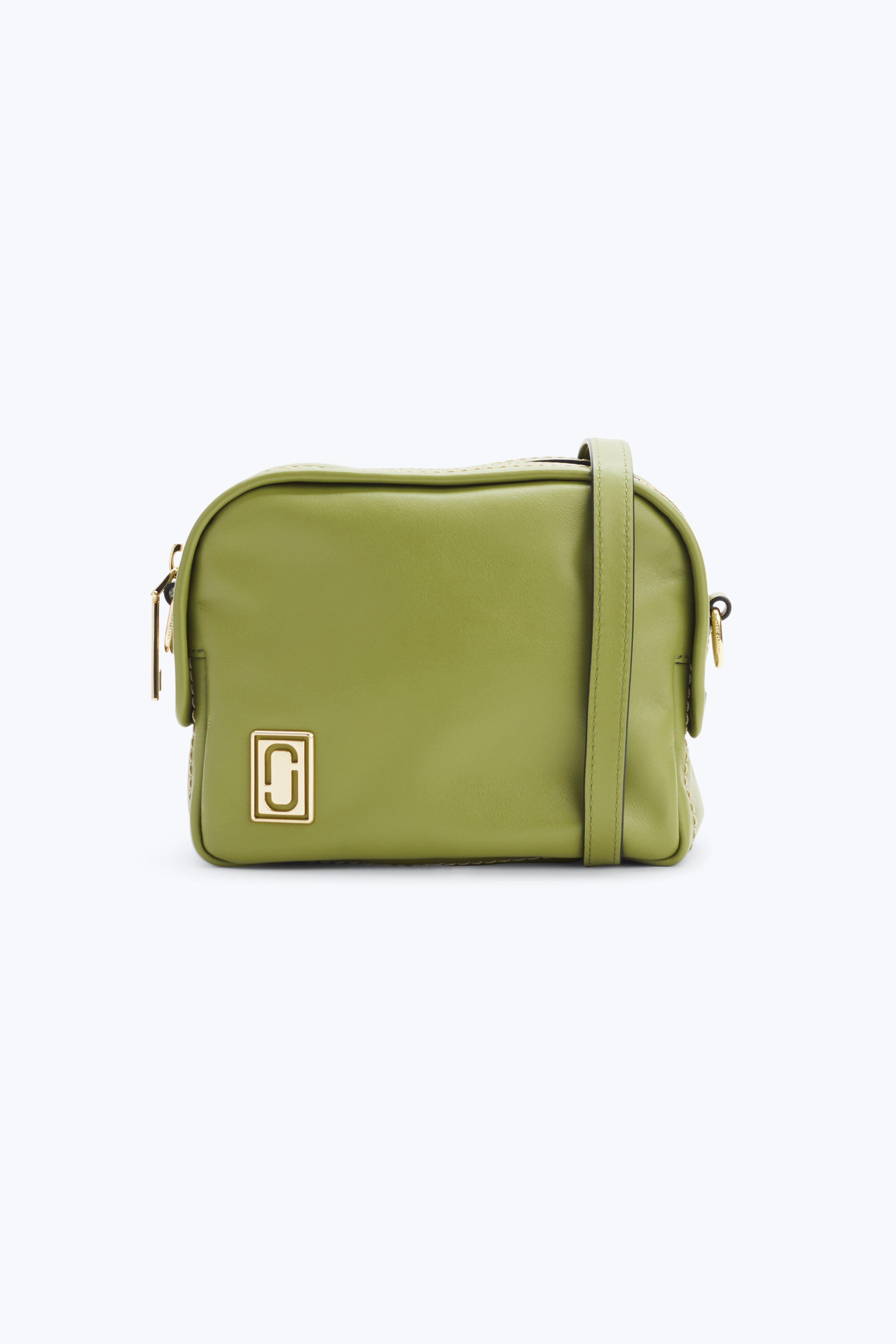 5582f9733e83 Marc Jacobs The Mini Squeeze Bag In Shady Green