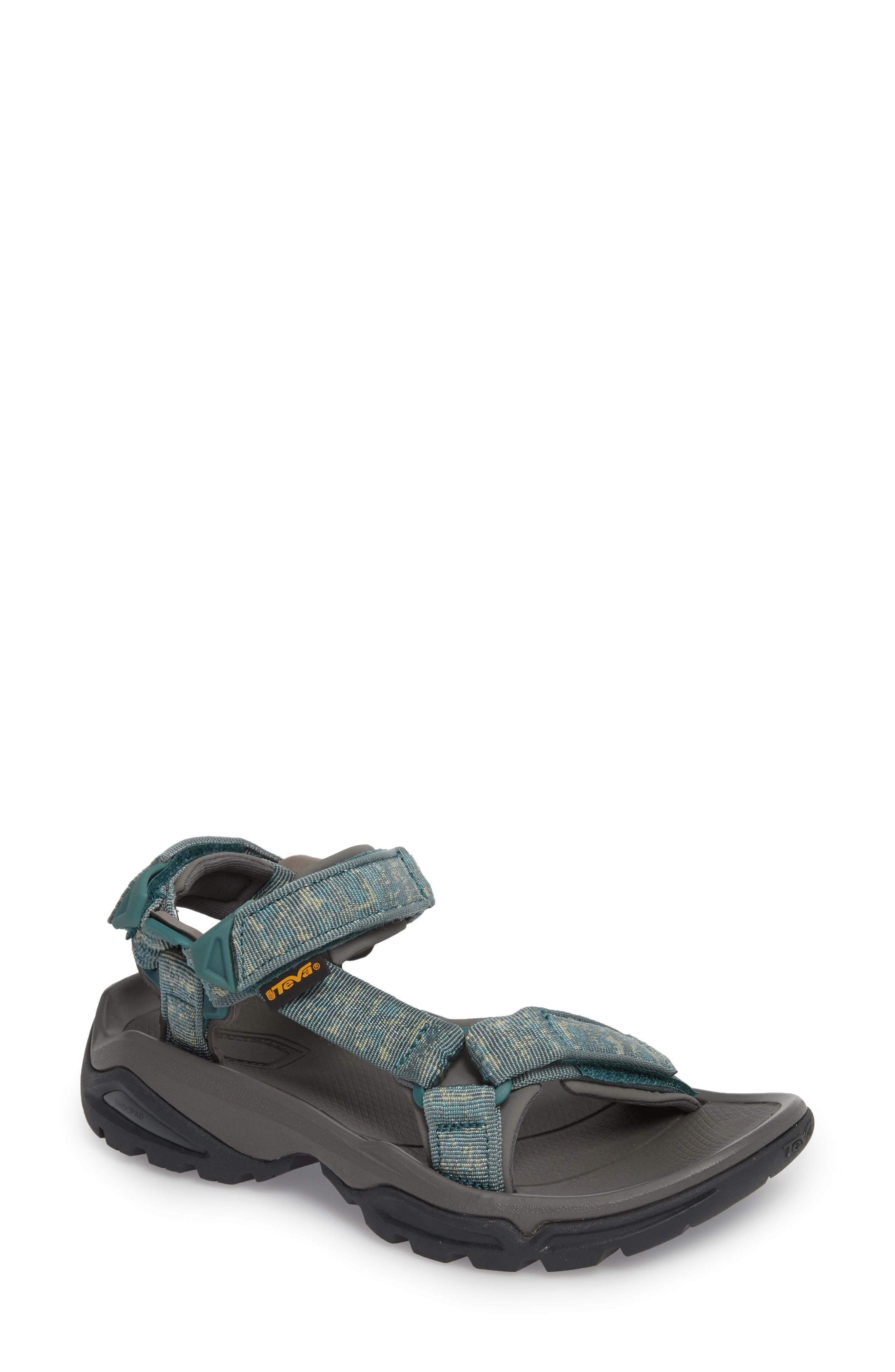 933847fb8f59 Teva Terra Fi 4 Sport Sandal In Rocio North Atlantic