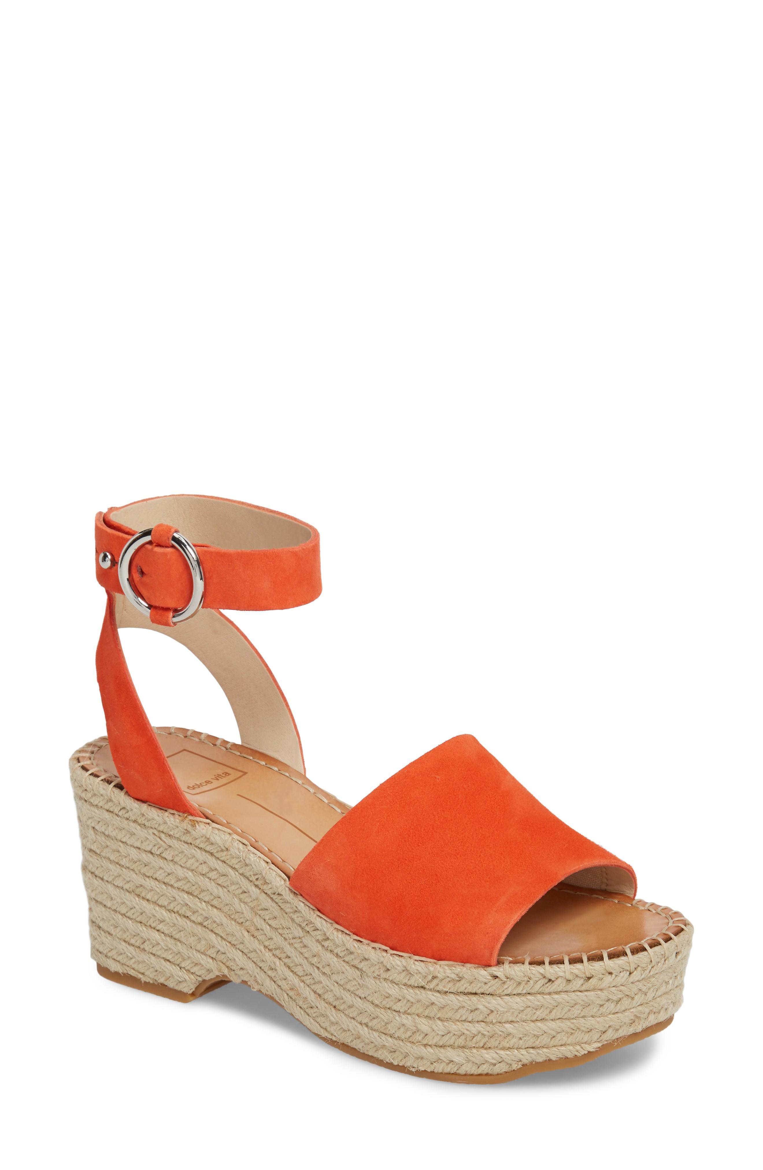 89682faf93e3 Style Name  Dolce Vita Lesly Espadrille Platform Sandal (Women). Style  Number  5555758 1.