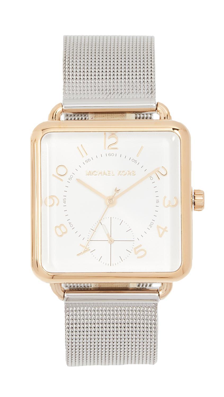85456e250eaf Michael Kors Brenner Watch