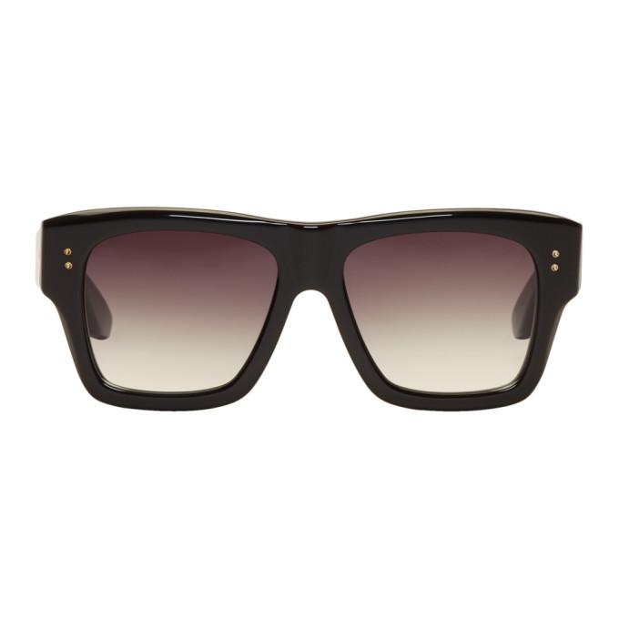 Dita Black & Grey Creator Sunglasses