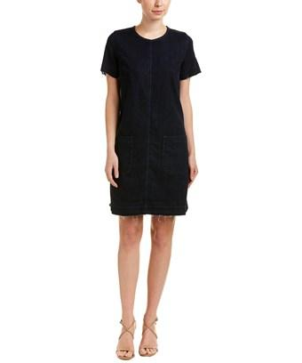 Vince Camuto Two By  Shift Dress In Blue
