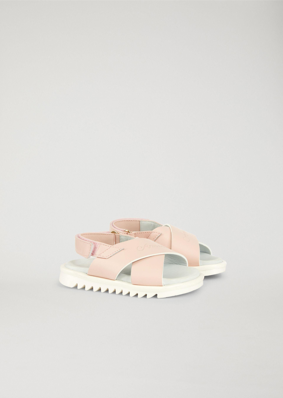 Emporio Armani Sandals - Item 11441443 In Pink