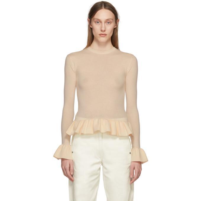 Khaite Ivory Claudia Sweater