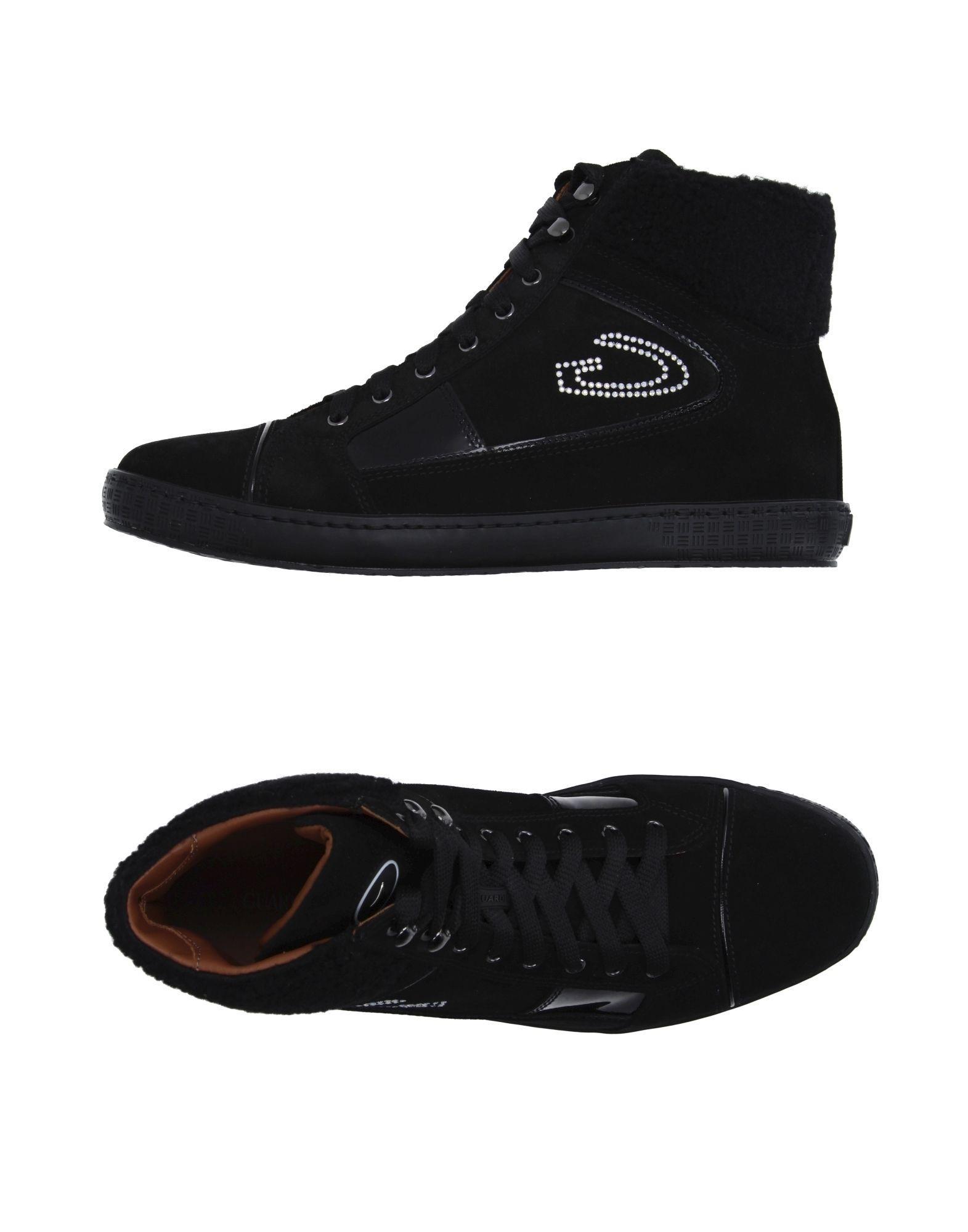 Alberto Guardiani Sneakers In Black
