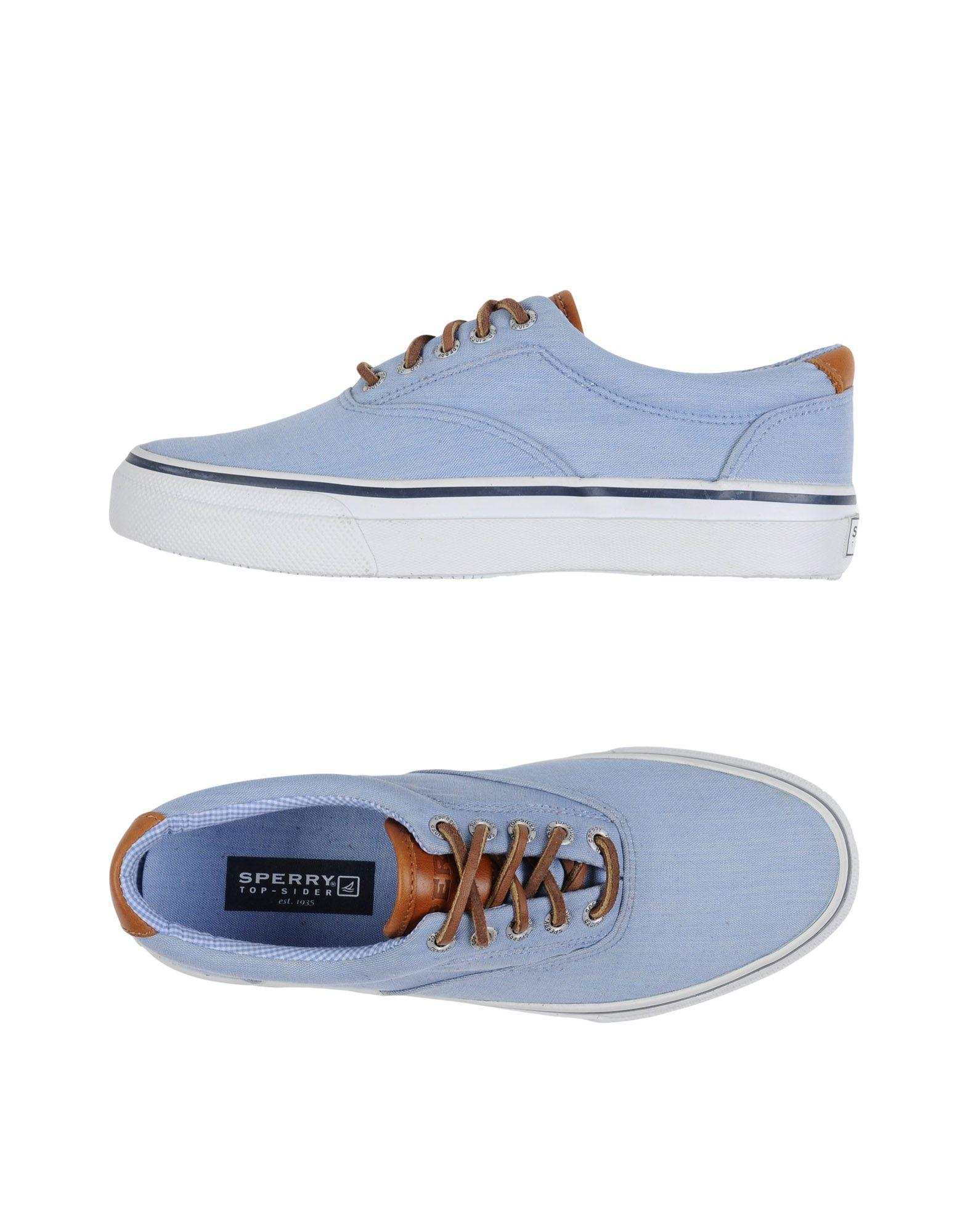 Sperry Top-sider In Sky Blue