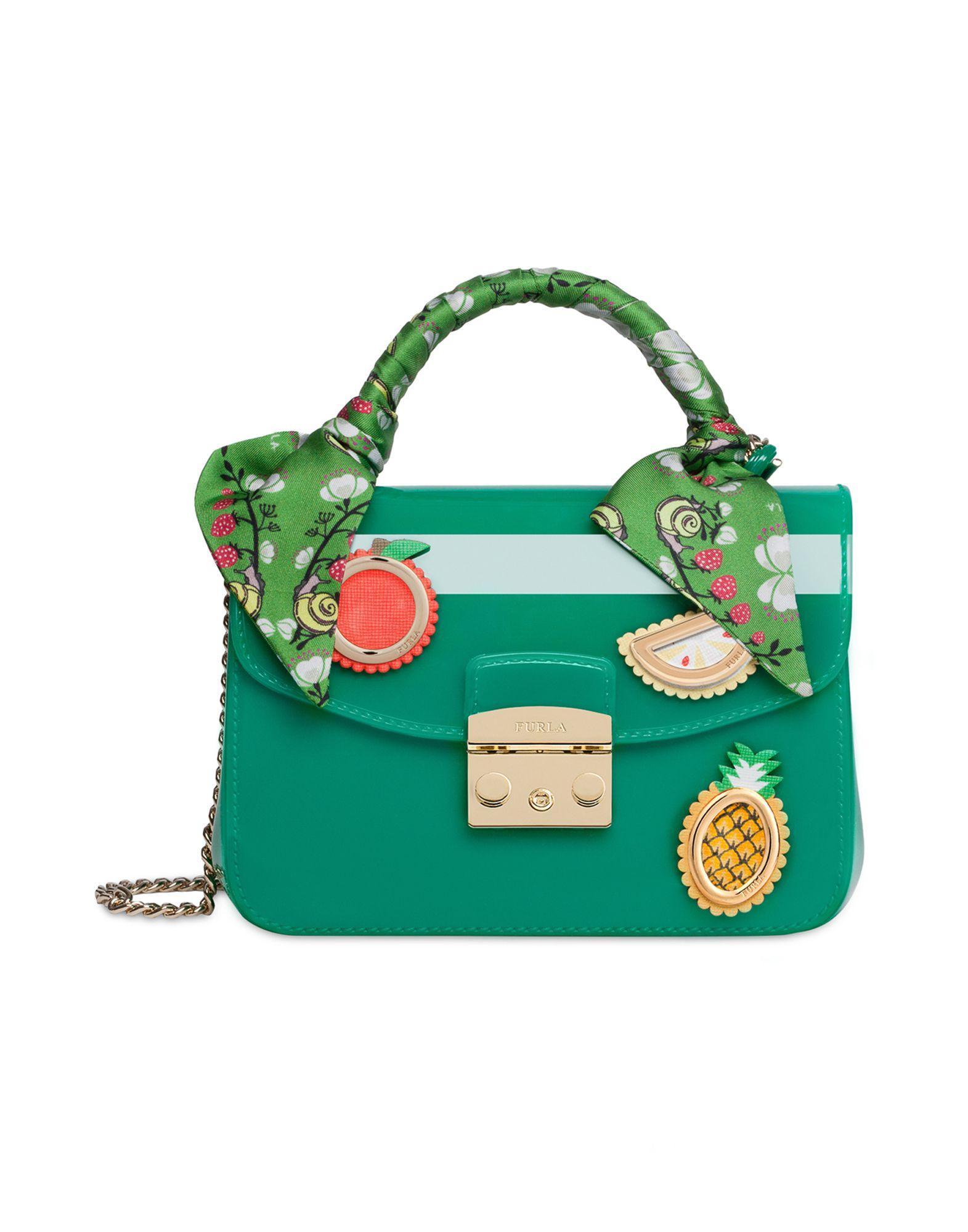 Furla In Emerald Green