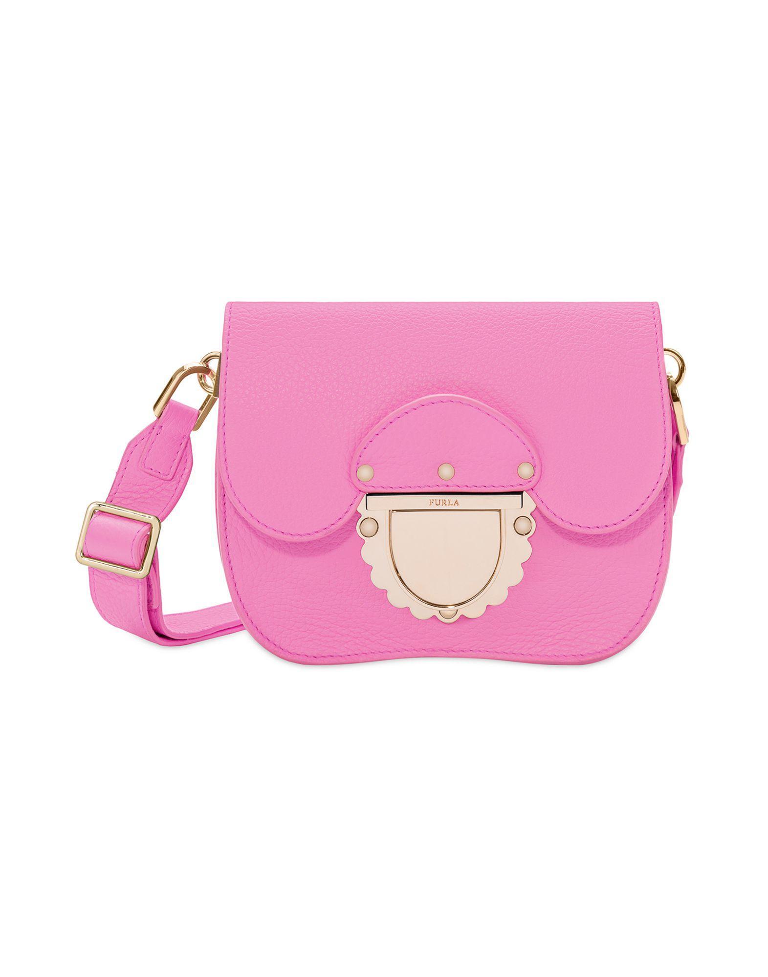 Furla Across-body Bag In Pink