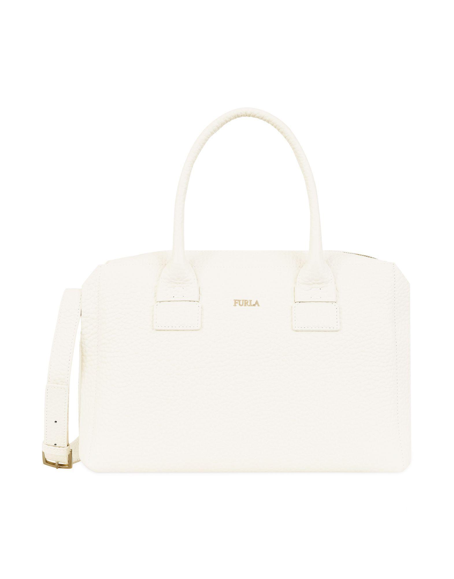 Furla Handbag In Ivory