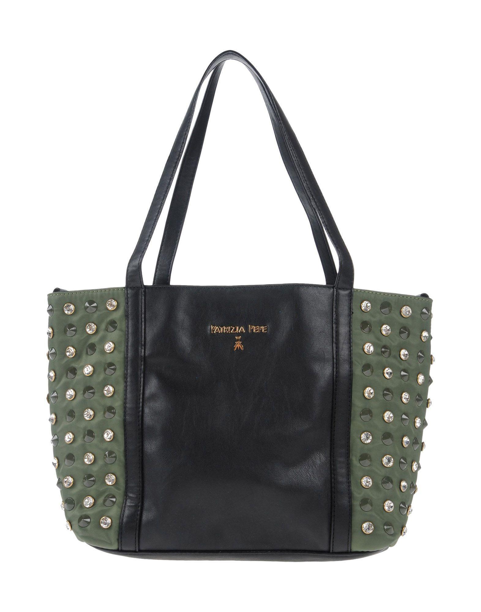 Patrizia Pepe Handbags In Black