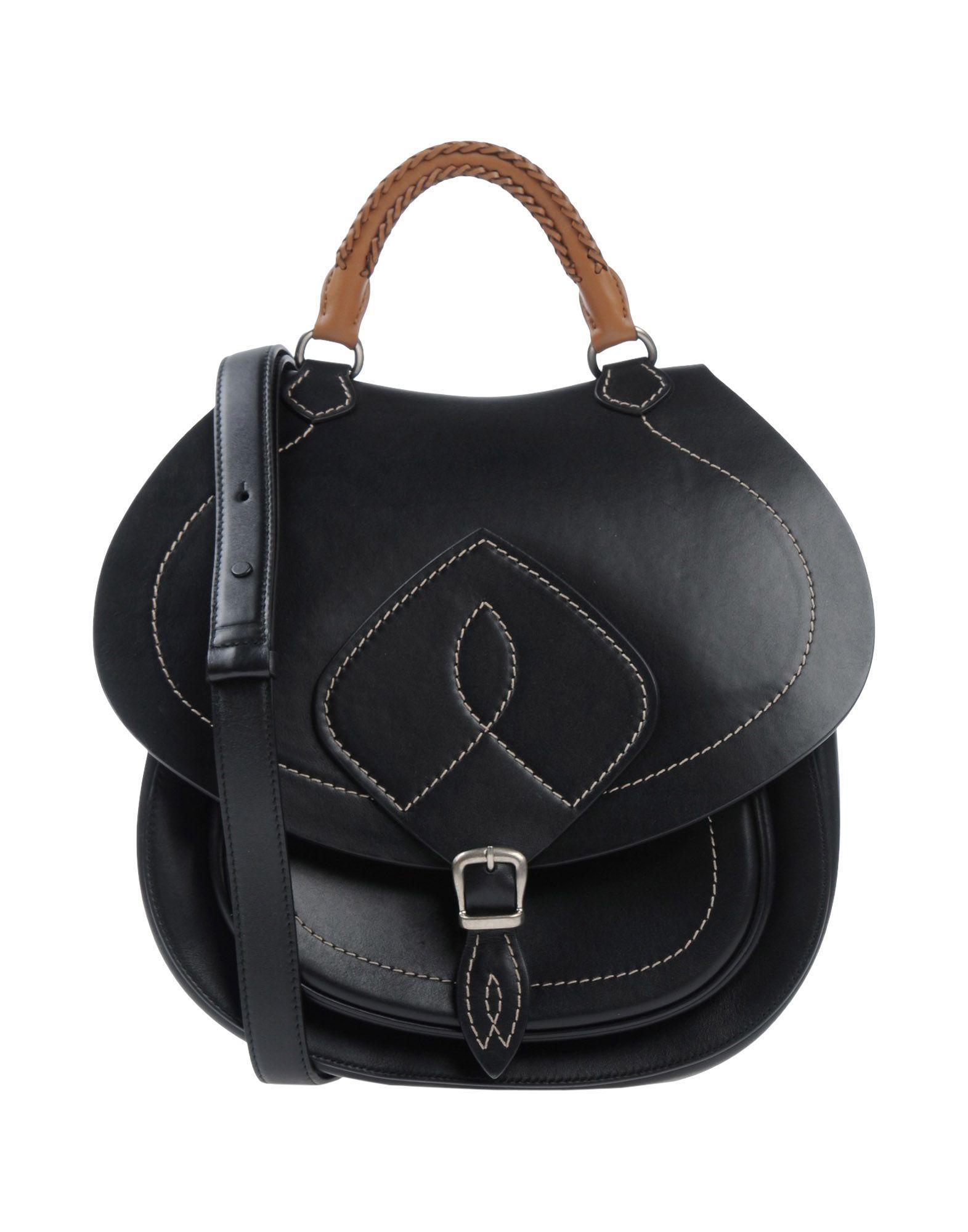 Maison Margiela Handbag In Black
