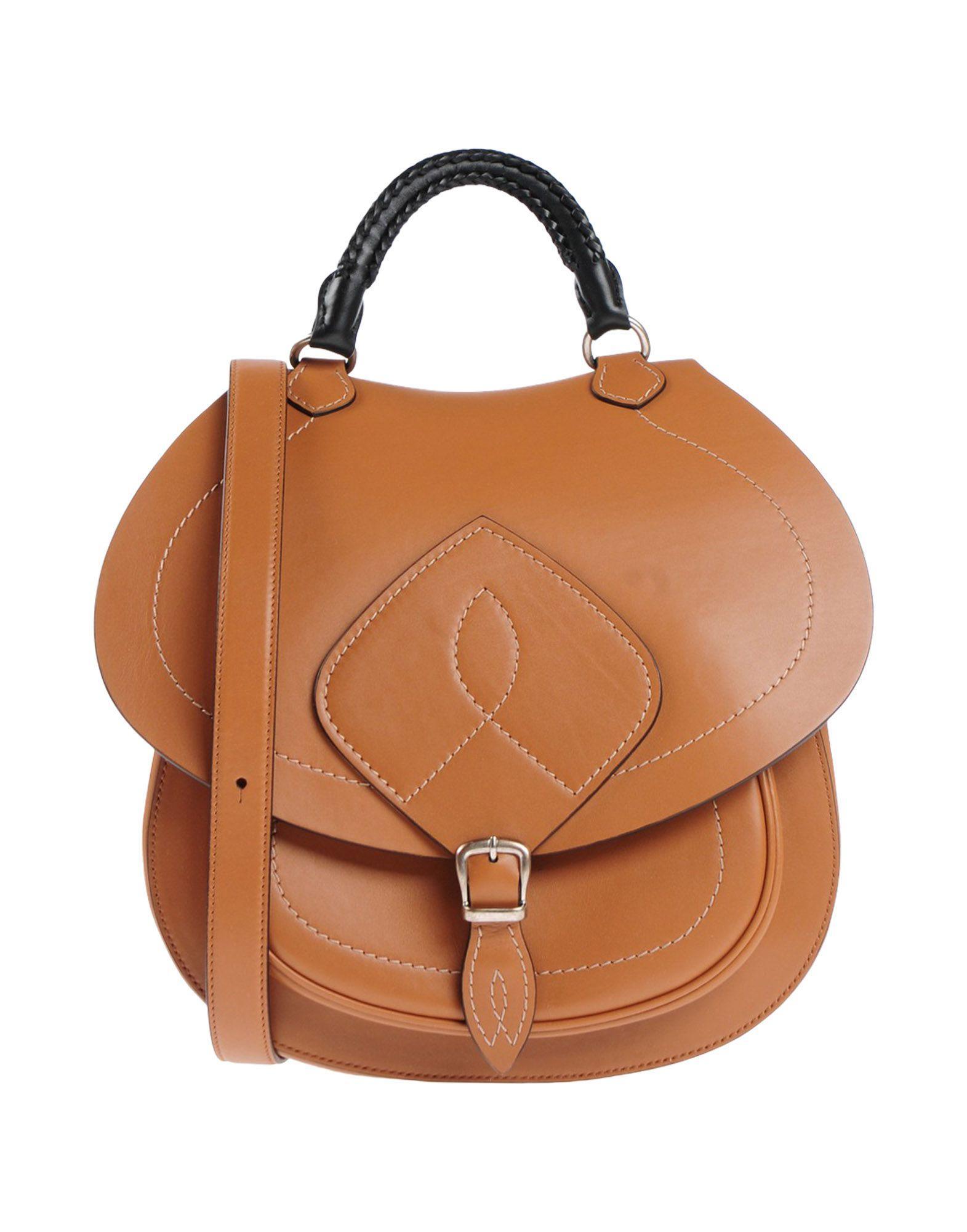 Maison Margiela Handbag In Brown
