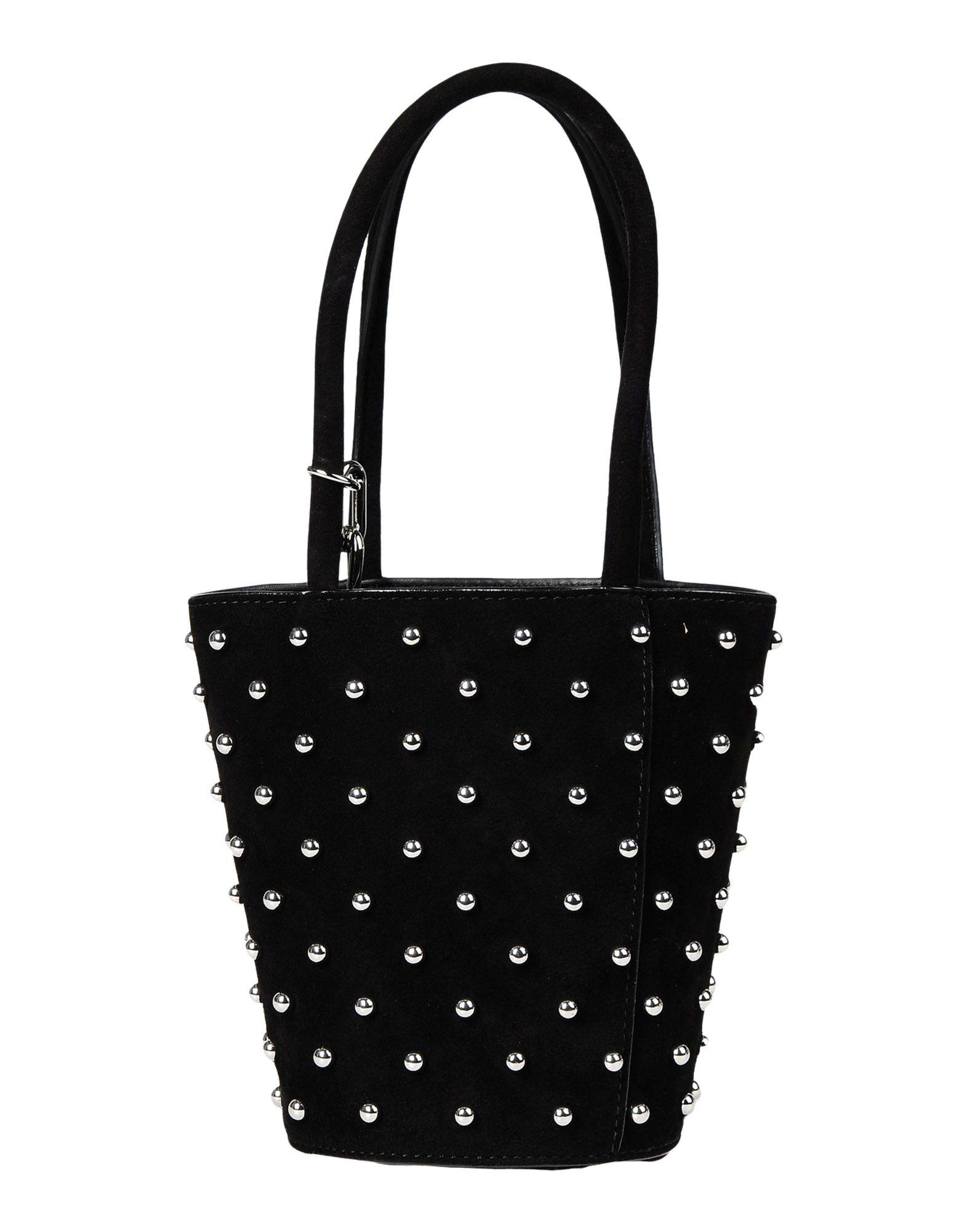 Alexander Wang Handbags In Black