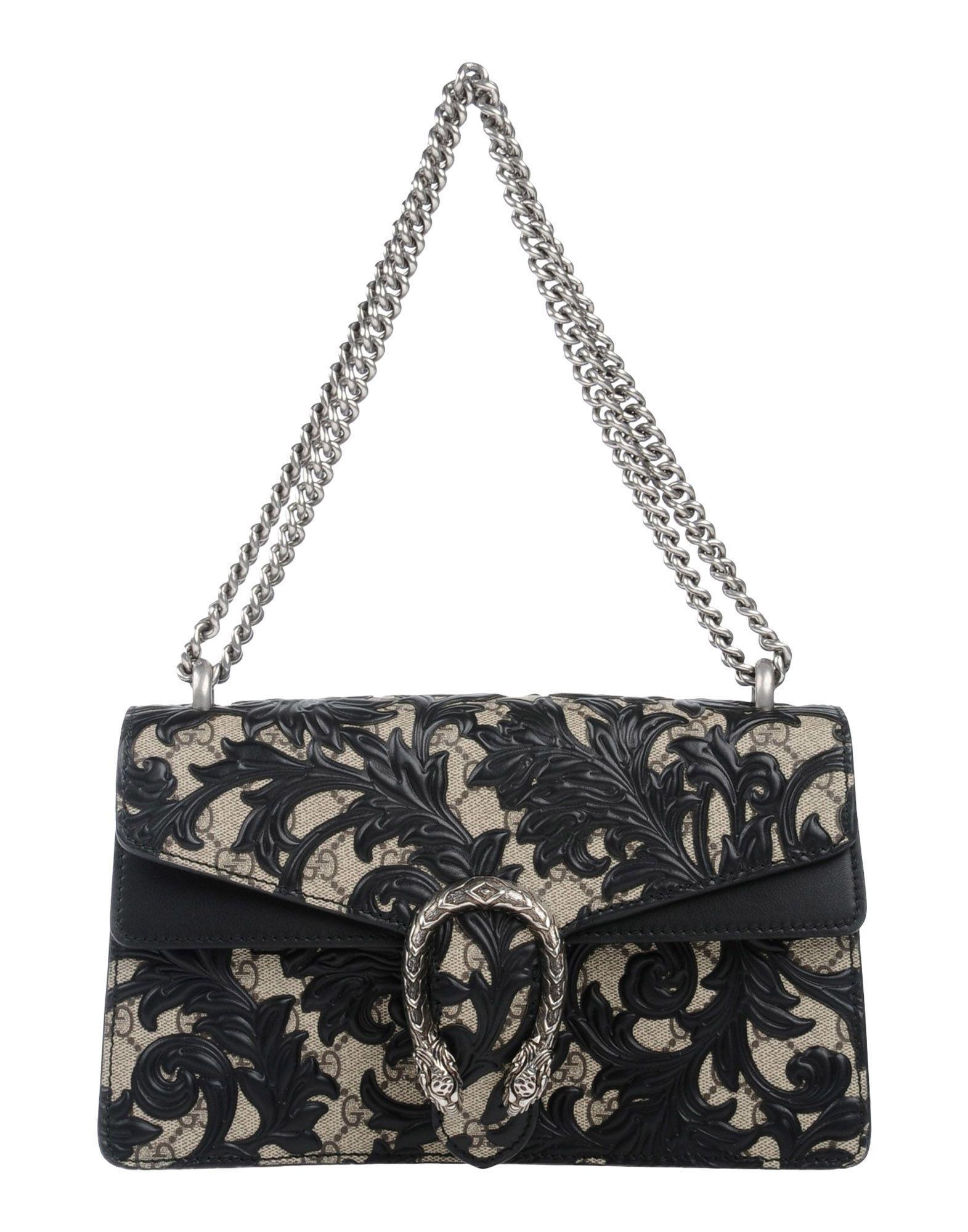 Gucci Handbags In Black