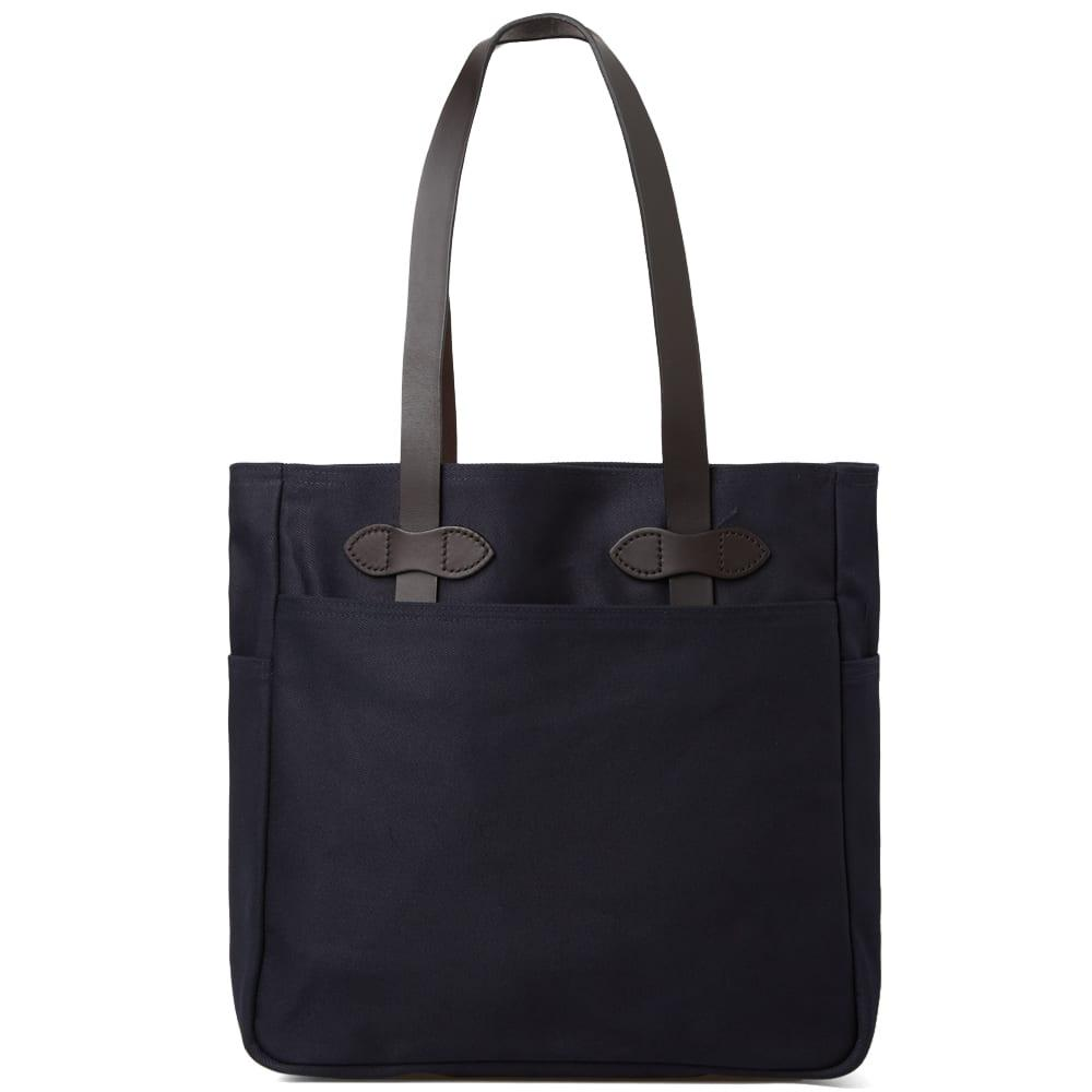 Filson Tote Bag In Blue