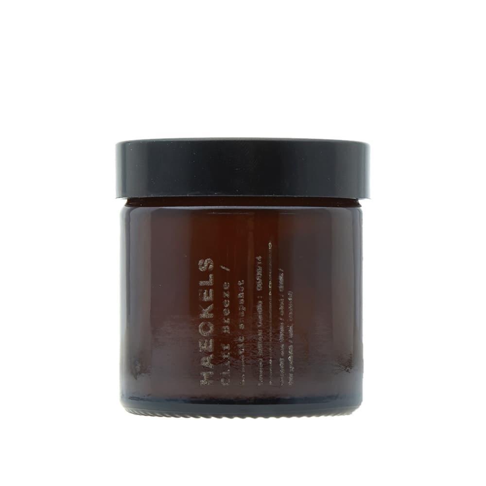Haeckels Cliff Breeze Travel Candle